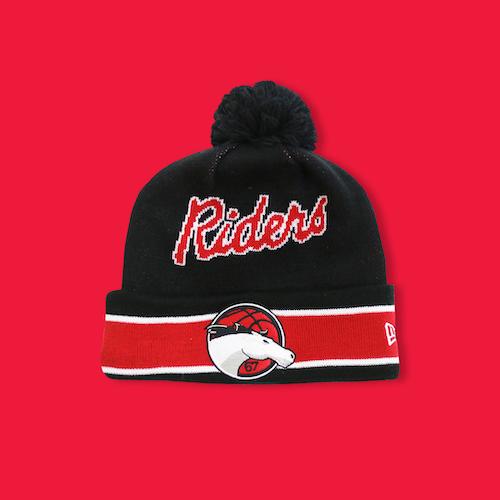 Riders Bobble Hat