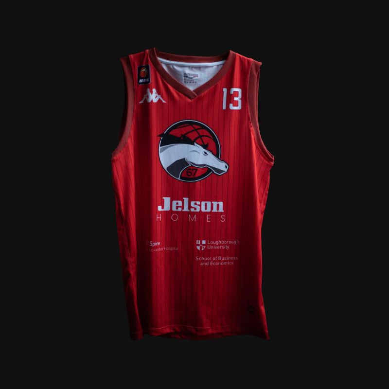 Riders Home Jersey