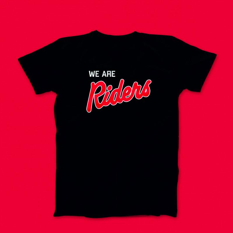 We Are Riders - T-Shirt (Medium)